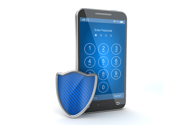 Secure mobile devices help protect corporate information systems